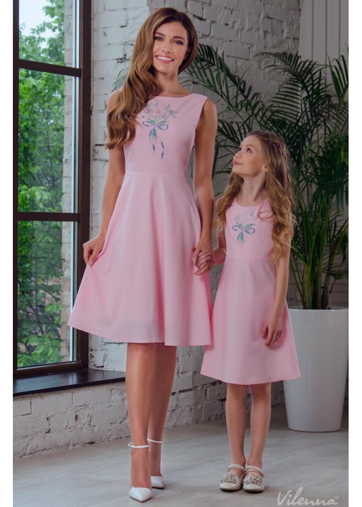 Dress for girl D-1024-170 • buy online • vilenna • image 2