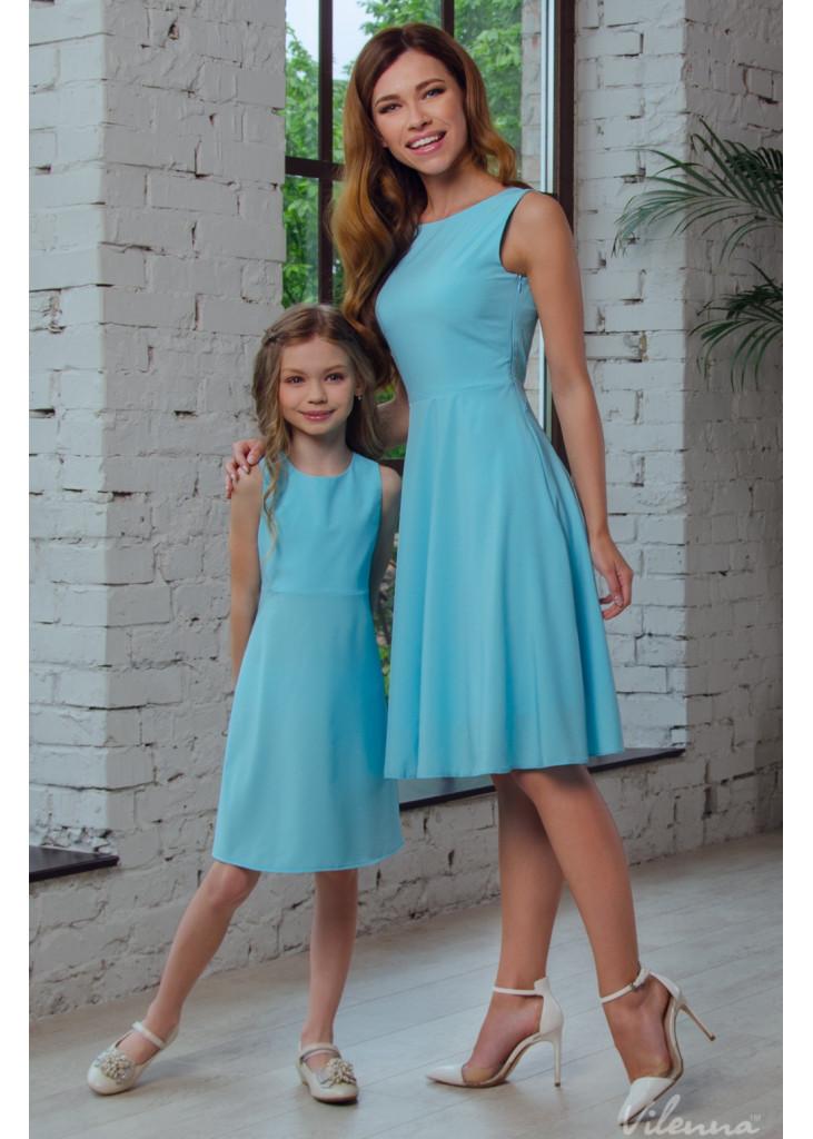 Dress for girl D-1025-172 • buy online • vilenna • image 2