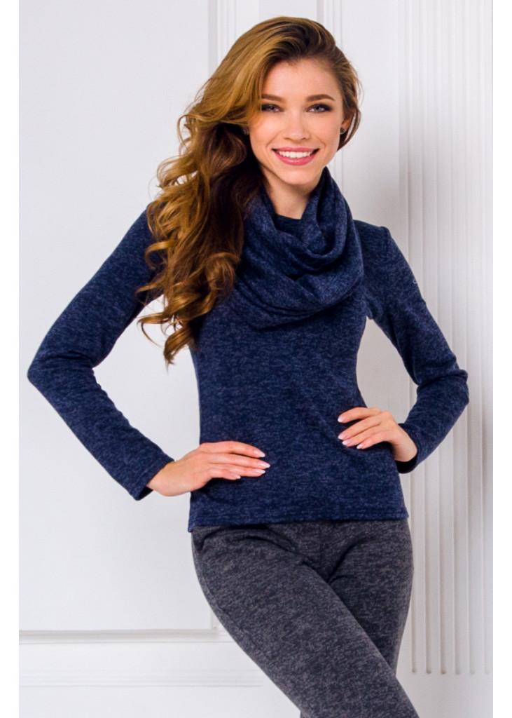 Knitwear blouse with long sleeves TR-09021-245 • buy online • vilenna • foto 1