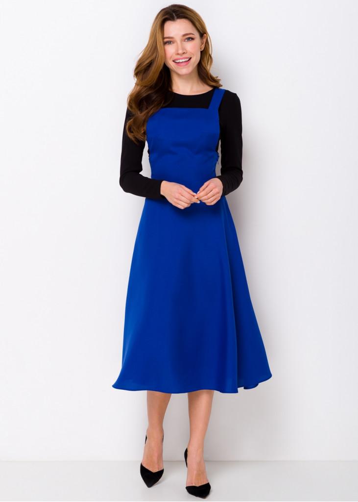 Яркая и удобная юбка-сарафан
